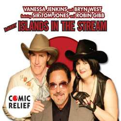 islands-in-the-stream-comic-relief-single